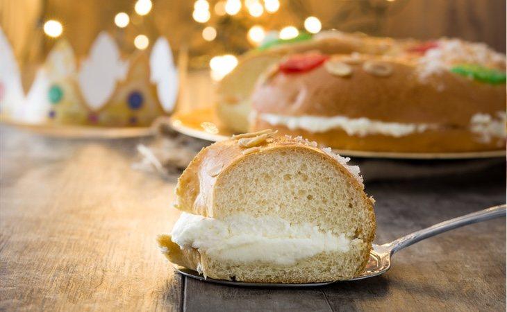 La masa original del roscón debe elaborarse con mantequilla