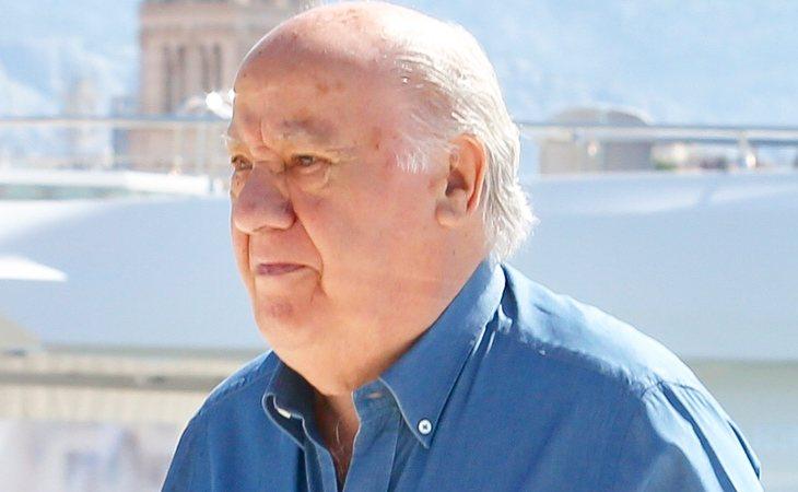 Amancio Ortega, entre los españoles más destacados del 2019