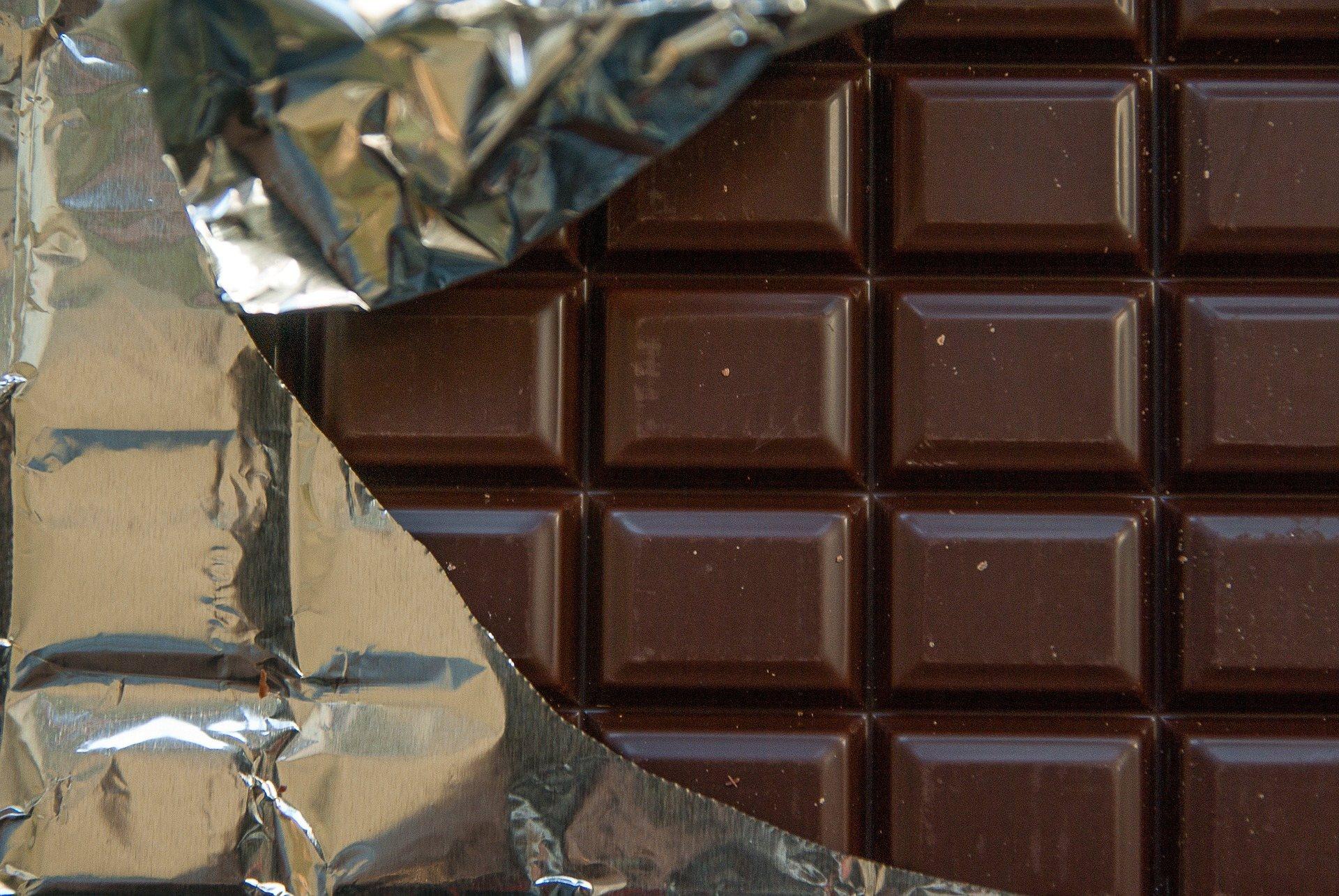 El chocolate negro debe ingerirse en su justa medida