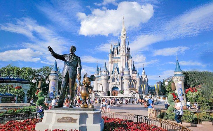 Parque Disney World en Orlando