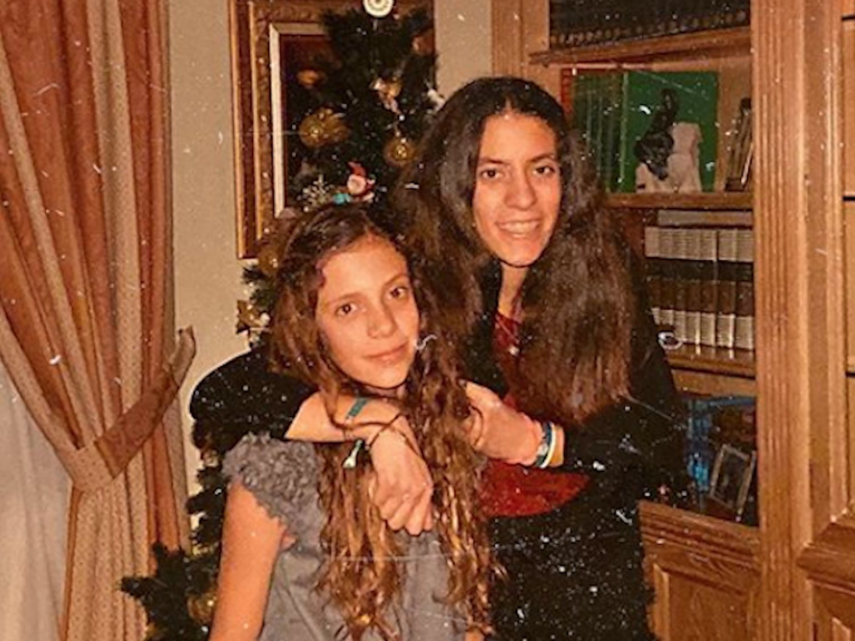 """El emotivo recuerdo de Valeria Quer a su hermana Diana por Navidad: """"Vas a estar siempre conmigo"""""""