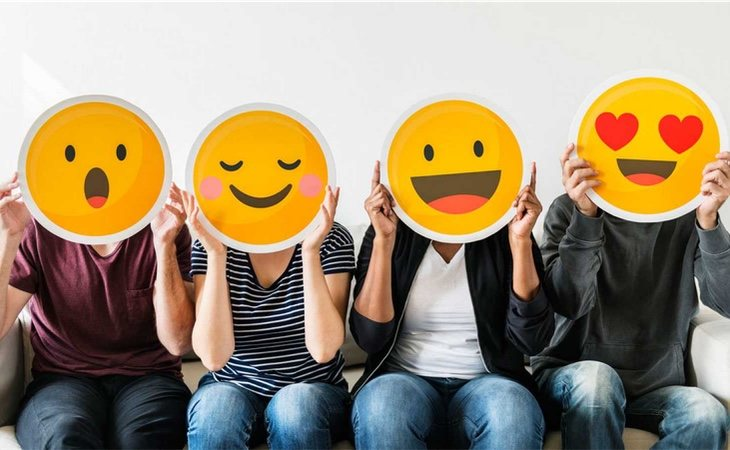 El lenguaje de los emojis es universal y desde los años 90, según Fundéu, deducen un gran avanze en la comunicación humana