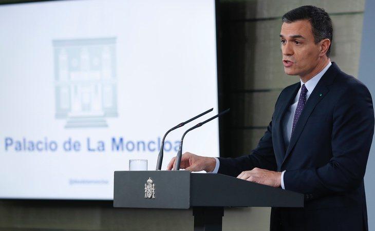 Pedro Sánchez sigue sumando apoyos para ser investido presidente del Gobierno