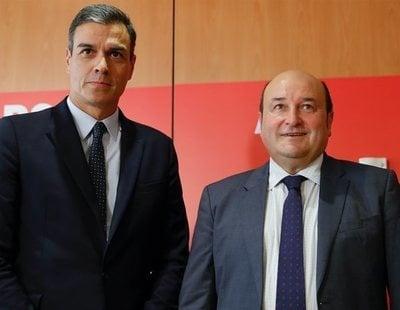 El PNV apoyará la investidura de Pedro Sánchez