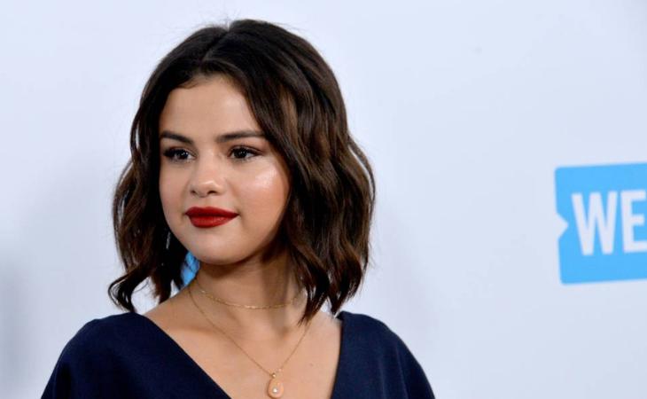 Selena Gómez retoma la música tras un parón desde 2015