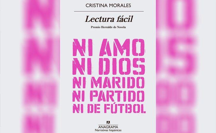 'Lectura fácil', de Cristina Morales