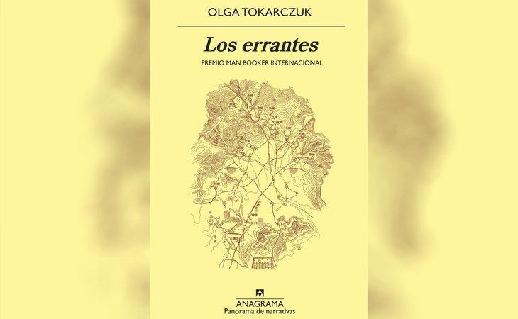 'Los errantes', de Ola Tokarczuk