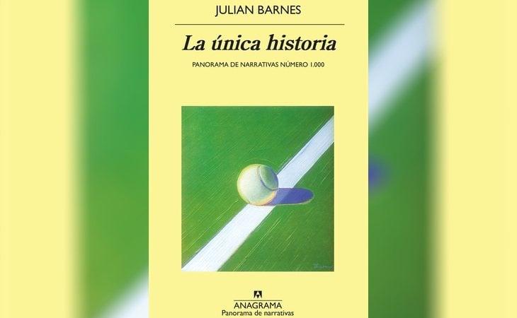 'La única historia', de Julian Barnes