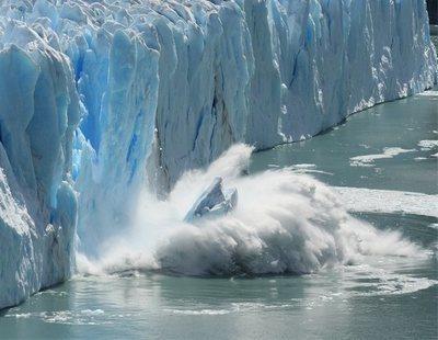 Emergencia climática: La Antártida rompe su récord de deshielo en un solo día