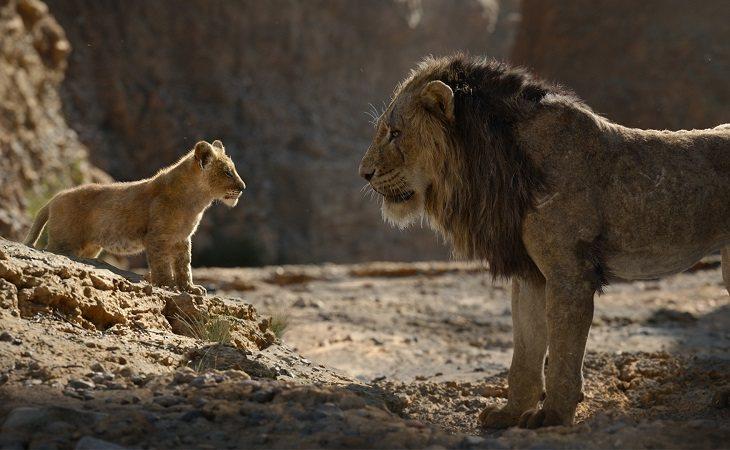 'El Rey León', de Jon Favreau