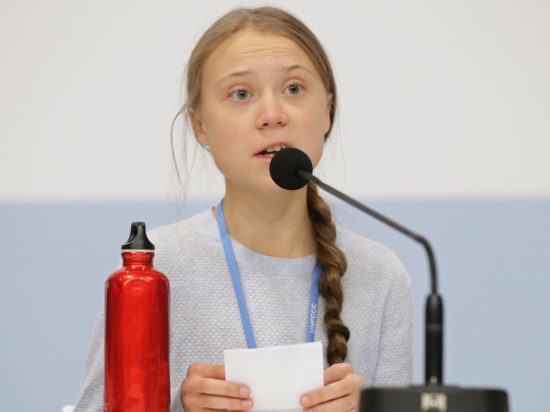"""El padre de Greta Thunberg, sobre el duro pasado de su hija: """"Tuvo depresión"""""""