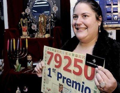 Una vidente que ganó el Gordo desvela qué número tocará en la Lotería del Niño de 2020