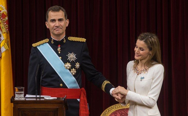 Felipe VI se sitúa como el miembro de la Familia Real más apreciado en la media de los votantes de todos los partidos