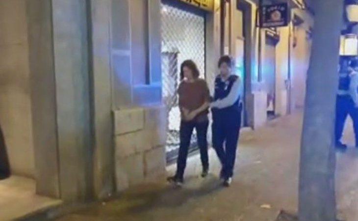 La parricida de Girona, en prisión provisional