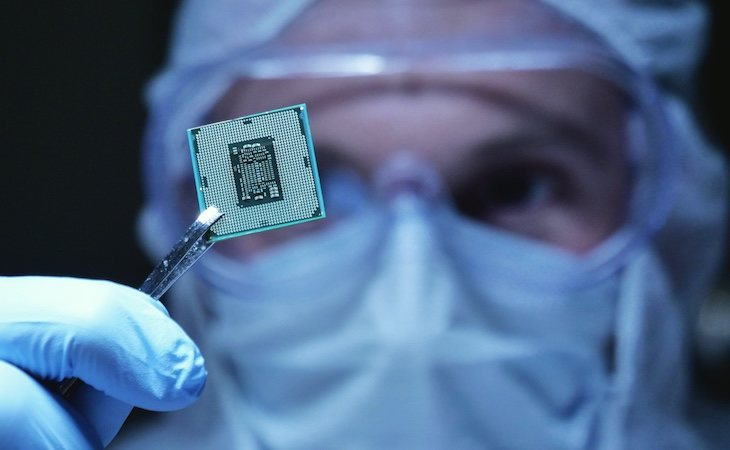 Tendremos chips implantados