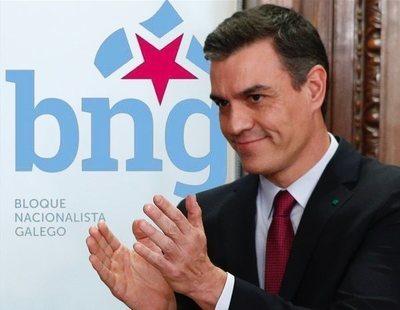El BNG votará a favor de la investidura de Sánchez, que se la asegura en segunda votación