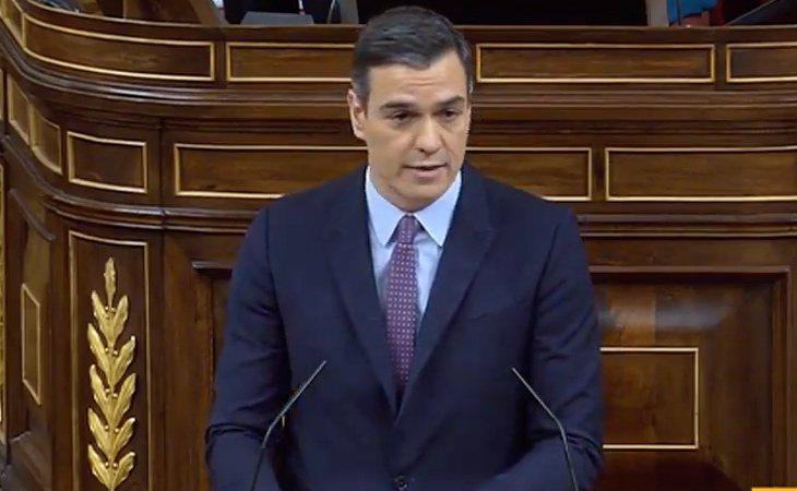 Pedro Sánchez, sobre la crisis catalana: 'La Ley es la condición y el diálogo es el camino'