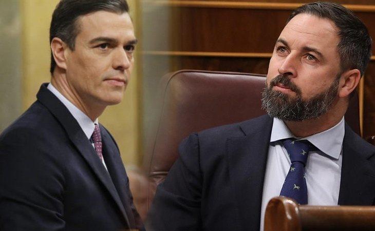 Alusión de Pedro Sánchez a VOX: 'Cualquier cordón sanitario que se establezca no se dirigirá a las personas, sino a las ideas. No pediremos a ...