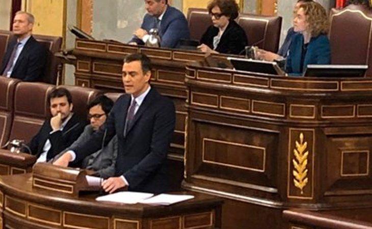Pedro Sánchez anuncia que el nuevo Gobierno derogará la reforma laboral de 2012