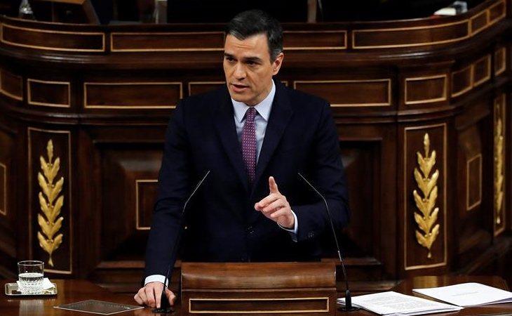 Pedro Sánchez promete no aumentar los impuestos a 'las clases medias'. Incrementará los impuestos a las rentas superiores a las 130.000 euros ...