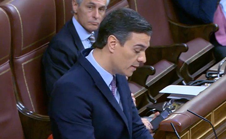 Pedro Sánchez: 'El Gobierno impulsará una ley básica que derogue la vigente LOMCE'