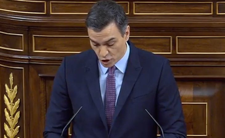 Pedro Sánchez: 'Vamos a plantear un nuevo Pacto de Toledo que garantice, mediante el blindaje en la Constitución, la sostenibilidad del sistema ...