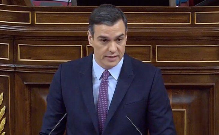 Pedro Sánchez: 'El Gobierno realizará las medidas legales oportunas para facilitar la recuperación de los bienes que hayan sido inmatriculados ...