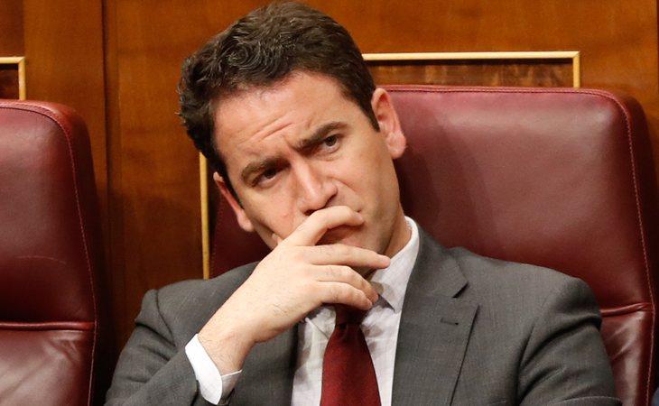Teodoro García Egea, secretario general del PP: 'Pedro Sánchez es un fraude electoral. Un día habla de prohibir los referéndums y al día ...