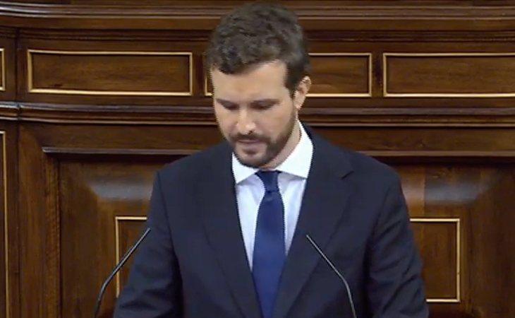 Pablo Casado: 'Cataluña es España, y lo seguirá siendo'