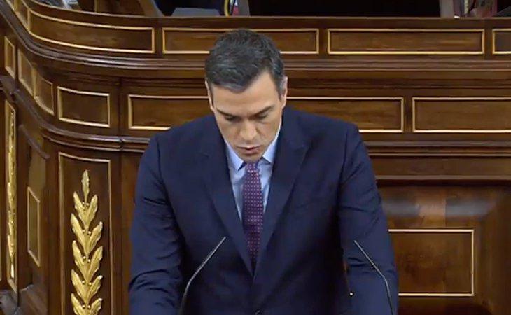 Pedro Sánchez, al PP: 'Se acuerdan de la Constitución cuando quieren'