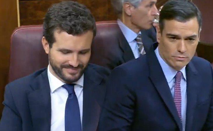 Pedro Sánchez, al PP: 'Dicen que lo que les duele es España, pero lo que les duele es no gobernar España'