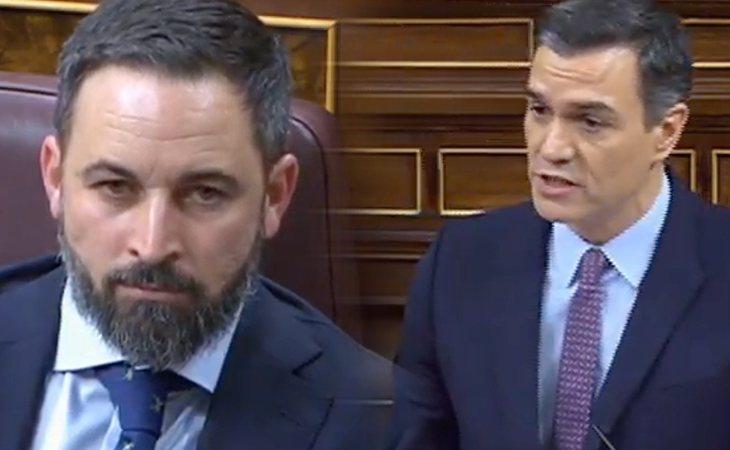 Pedro Sánchez rebate con datos las mentiras de VOX sobre violencia de género e inmigración