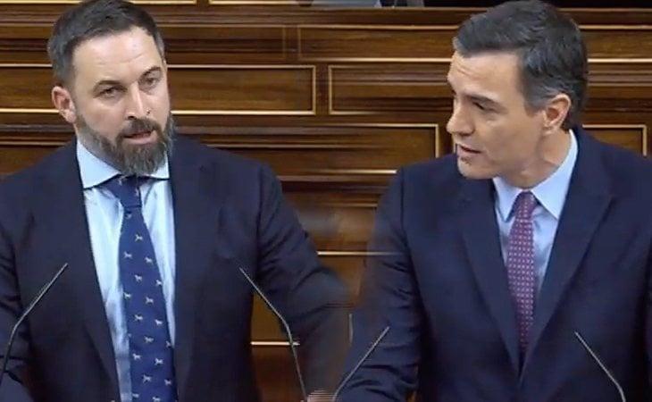 Pedro Sánchez, contundente contra VOX: 'Para lograr lo que pretenden, tendrían que cargarse la democracia. Y eso no va a pasar'