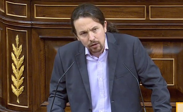 Pablo Iglesias (UP): 'Señores de la ultraderecha y de la ultra ultraderecha, antes que españoles son reaccionarios'