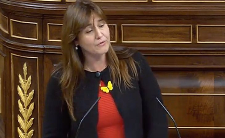 Laura Borràs (JxCat): 'Los independentistas estamos sometidos al capricho de la justicia española'