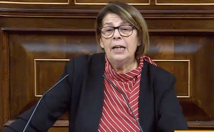 Inés Sabanés (Más País): 'Que ames a quien ames y seas quien seas, lo puedas hacer en este país sin miedo'
