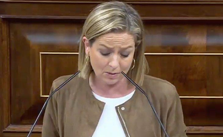 Ana Oramas (Coalición Canaria) anuncia su NO a Pedro Sánchez: 'Usted se arrodilla frente al secesionismo'