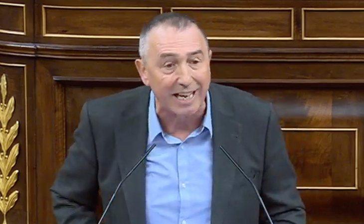 Joan Baldoví (Compromís): '¡Esta investidura la vamos a ganar! Por respeto a los millones de ciudadanos que quieren que busquemos acuerdos'
