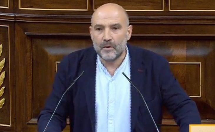 Nestor Rego (BNG) anuncia que votará SÍ, pero avisa: 'Ningún Gobierno español será nuestro Gobierno'