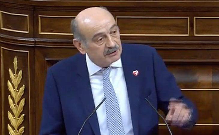 José María Mazón (PRC) reitera su voto NEGATIVO por el acuerdo con ERC: 'Somos un partido profundamente español'