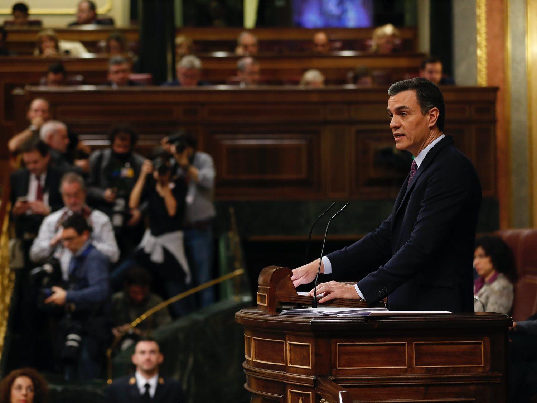 Así ha sido el debate de investidura de Pedro Sánchez