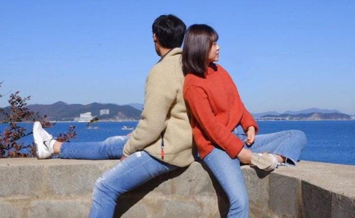 En las fotos de pareja se puede ver si hay distancia entre sus miembros