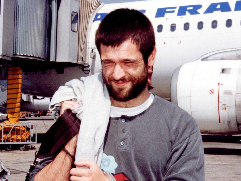 Chimeno Inza, preso de ETA condenado por intentar matar el rey Juan Carlos en 1995, queda en libertad