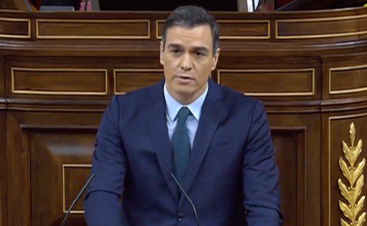 Pedro Sánchez (PSOE) responde a Navarra Suma y Foro Asturias: 'Las mesas bilaterales claro que están reconocidas en la Constitución'