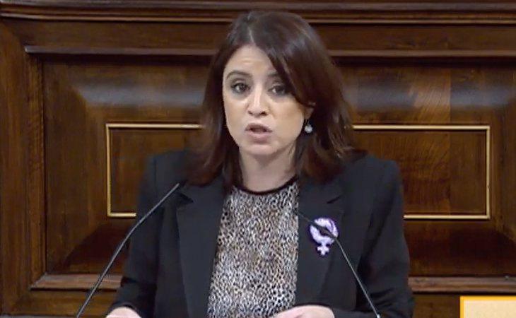 Adriana Lastra (PSOE): 'La democracia se abre paso y las derechas no podrán impedir que se forme el Gobierno que han elegido los ciudadanos'
