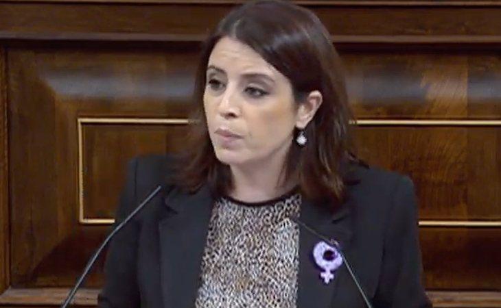 Adriana Lastra (PSOE): 'La derecha ha amenazado con un Golpe de Estado'