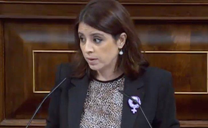 Adriana Lastra (PSOE): 'El bloqueo es la plasmación de unas derechas derrotadas que solo respetan la voluntad de los ciudadanos cuando les votan a ...