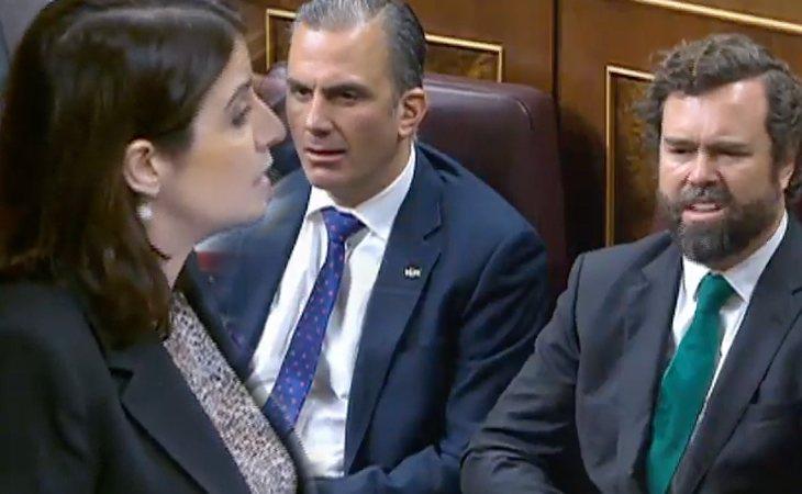 Adriana Lastra (PSOE), a VOX: 'Voy a defender nuestra democracia de gente como ustedes'
