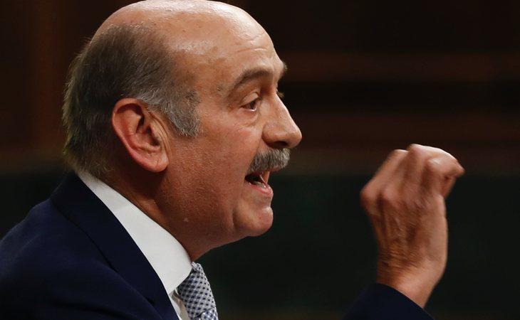 José María Mazón (PRC) vota NO a la investidura de Pedro Sánchez
