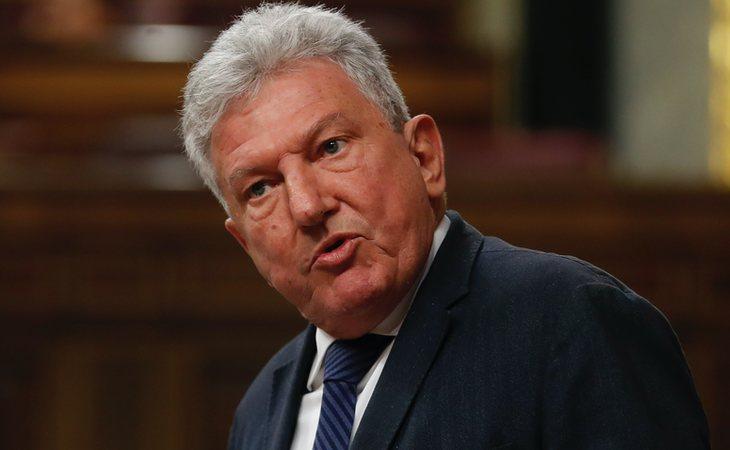 Pedro Quevedo (Nueva Canarias) vota SÍ a la investidura de Pedro Sánchez